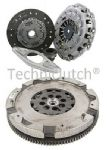 LUK DUAL MASS FLYWHEEL DMF AND COMPLETE CLUTCH KIT BMW X3 3.0 D